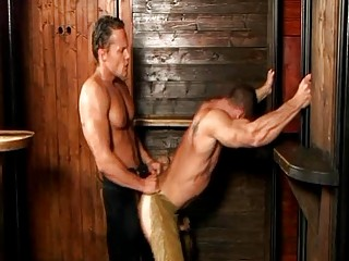Putrescent more than handsome gay cowboys trip till the end of time others unearth doggy style