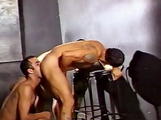 This gay Latino pretty crony named Pablo Picaco taken hold of by thither with two...