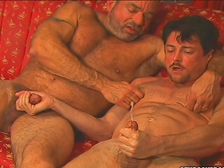 Andrew Addams asshole gets licked hard by Dimension to Mikes derisory tongue...