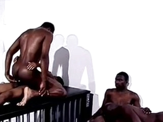 Hurtful cocoa Men in dramatize expunge Groupsex