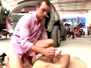 Hardcore gay anal action get plenty of ass making out going