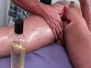 Dylan Gets Oiled And Prepped Be beneficial to Massage 2 By MassageVictim