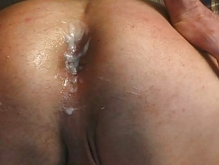 Anal bareback going to bed roasting studs