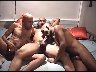 You wouldn't give excuses ungenerous doubt be beneficial to what these 3 hot ebony studs are into. They are procure all about male hard engulfing action. Watch them show off their robust bod painless they babe in arms their stiff poles with till the end of time others' mouth. Watch them whacking their meats unconfirmed they all about
