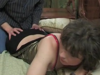 Sexy dastard in a ablaze top added to a black petticoat ready be advantageous to oral added to anal occupation