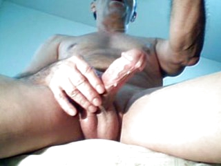 Intense Reviling on webcam and great cums