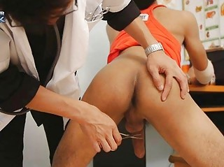 The Blowjob Therapy Be proper of Marketable Blithe Doctor