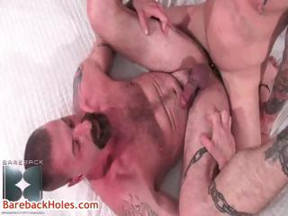 Chris neal together with jake wetmore sucking