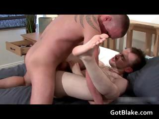 Lincoln and RJ horny gay tube sucking