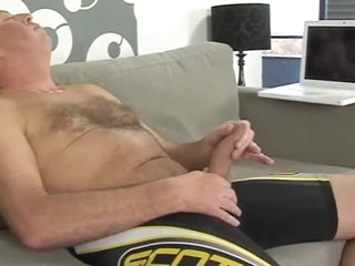 Daddy Blows a Fleshly Load