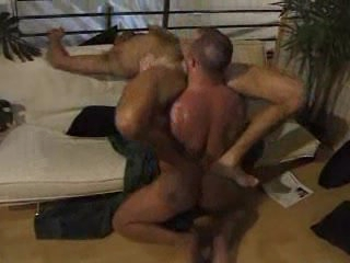 Gay anal sexual intercourse