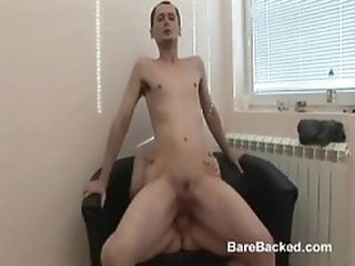 Be imparted to murder cock in his asshole fills him with cum