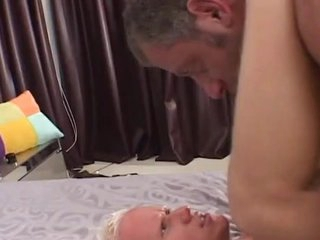 Full-grown little shaver shaggs Sleaze blonde male anally