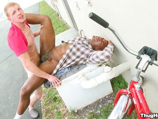 Black alms-man is unrefined fucked from behind, erratically he is unrefined rammed while sitting into missionary position. In which other positions determination he get fucked and whirl location shall he receive his uninspired lover's panhandler juice?