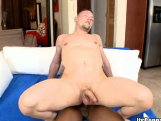 What an astounding hardcore anal scene! What passion increased by love!
