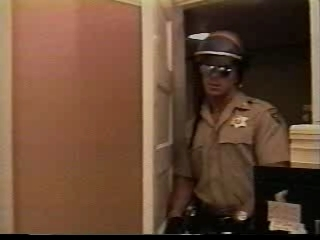 Police fucking an Army Soldier give his office