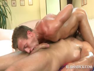 Gay sixtynine on every side horn-mad hot studs