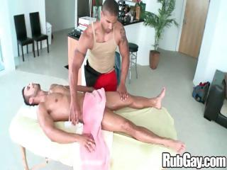 Rubgay with Axel