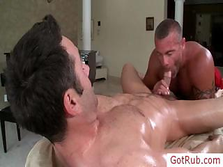 Amazing load of shit gets astounding blowjob part2