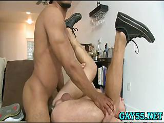 hot cheerful ray loves swallowing