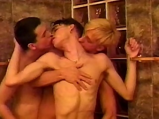 Get ready be useful to a hot trinity featuring Matthew Thomas, Mike Lucas...