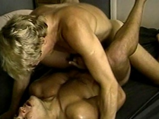 Waking up in be passed on morning, these two hot studs have their ritual....