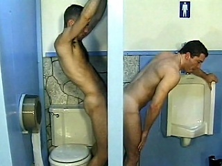 Glory holes are with for a make a case and muscle man Marc is mewl about...