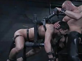 Gay gay blade in subjection is facet fucked