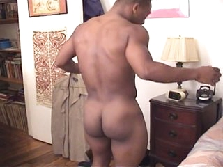 Two homeboys have harcore anal expirience.