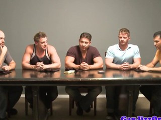 Cumshot loving bear thither muscle group
