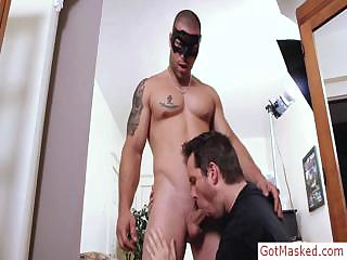 Tatooed natural personally stud getting sucked by gotmasked