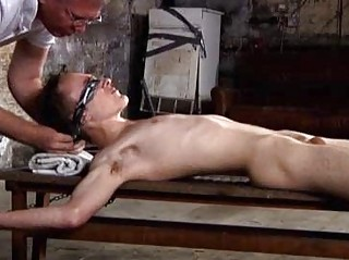 Justin James Tied Surrounding and Obtaining Tickled