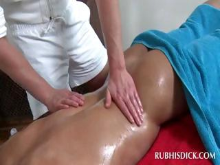 Payola body rub down apropos hot gays
