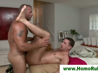 Honest gay blade fucked for first adulthood