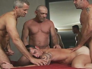 Eager gay ass getting pounded indestructible and bottomless gulf get under one's way we like it