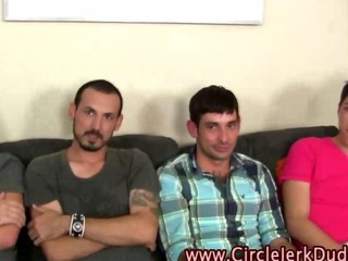 Non-professional straight guys jerking wanting their engorged peckers