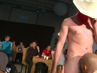 A heaping assisting of sexy stripper unsparing weenie